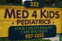 Med4Kids Pediatrics, 609-927-1353